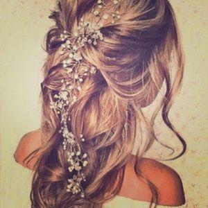 Accessories - NWOT Wedding Bridal Hair Vine
